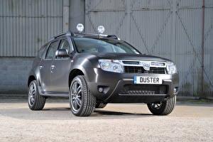 Bilder Dacia Vorne 2013 Duster Black Edition Autos