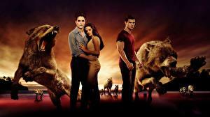 Bakgrundsbilder på skrivbordet The Twilight Saga The Twilight Saga: Breaking Dawn Män Filmer Kändisar