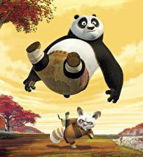 Fotos Kung Fu Panda Ein Bär Großer Panda Shorts Animationsfilm 3D-Grafik