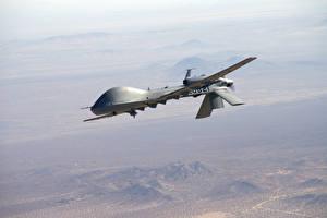 Fotos UAV Flug MQ-1C Sky Warrior