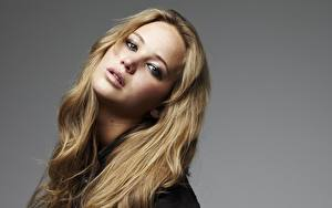 Hintergrundbilder Jennifer Lawrence Dunkelbraun Starren Haar Prominente Mädchens