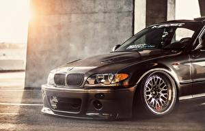 Pictures BMW Headlights M3 E46 Cars