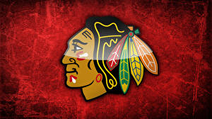 Pictures Hockey Indians NHL Chicago Blackhawks Sport
