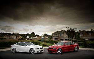 Photo BMW Sky m3 e46 e92 automobile