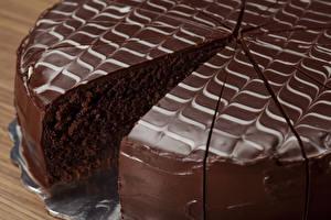 Bilder Süßware Schokolade Großansicht Torte Lebensmittel
