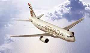 Bilder Flugzeuge Verkehrsflugzeug Boeing Flug Boeing 737 Etihad Airways