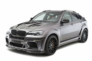 Photo BMW Grey Headlights Hamann Tycoon Evo M X6 M Cars