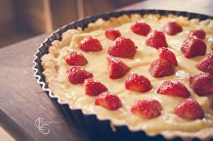 Hintergrundbilder Süßigkeiten Obstkuchen Erdbeeren das Essen