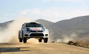 Fotos Volkswagen Flug Polo Autos Sport
