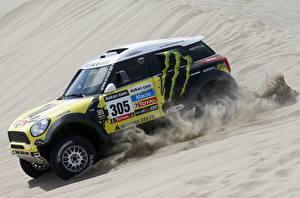 Bilder Mini Sand Cooper Autos Sport