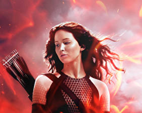 Photo The Hunger Games The Hunger Games 2: Catching Fire Jennifer Lawrence Archers Celebrities Girls