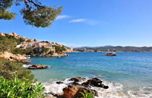 Fotos Küste Spanien Meer Wasser Mallorca Islas Baleares Natur