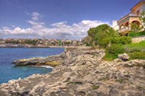 Bilder Spanien Küste Mallorca