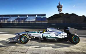 Bilder Formula 1 Seitlich f1 Sport Autos