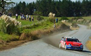 Hintergrundbilder Citroen Xsara Autos Sport