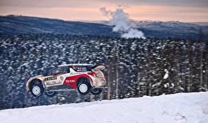 Fotos Citroen Flug DS3 Autos Sport