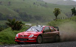 Fotos Citroen Schlamm Rot Xsara Autos Sport