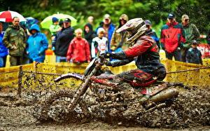 Image Mud Helmet Spray Sport
