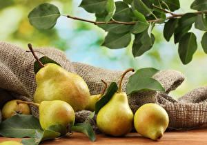 Images Fruit Pears Leaf Food