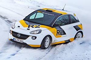 Bilder Opel Schnee 2013 Adam R2