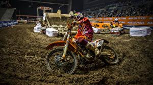 Photo Sportbike Mud Sport