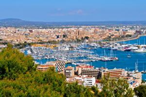 Bilder Spanien Gebäude Mallorca Balearic Islands Städte