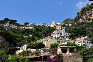 Images Italy Building Amalfi Cities