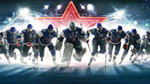 Pictures Hockey Men