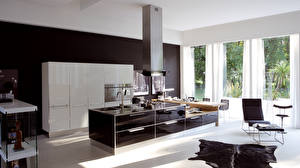 Pictures Interior Kitchen High-tech style Design