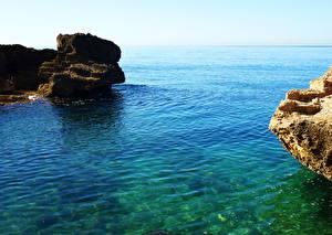 Fotos Küste Spanien Wasser Meer Mallorca Kanarische Inseln Natur