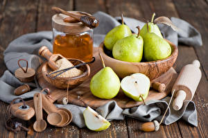 Image Pears Honey