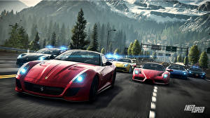 Pictures Need for Speed Roads 3D_Graphics Cars