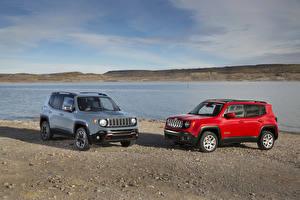 Photo Jeep Coast 2 2015 Renegade Cars