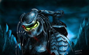 Picture Predator - Movies Warrior Helmet Armor Fantasy