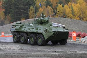 Wallpapers Armoured personnel carrier 82A