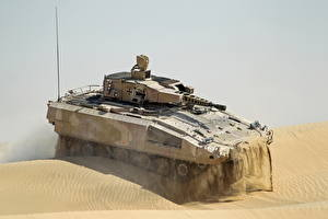 Pictures Infantry fighting vehicle Sand German