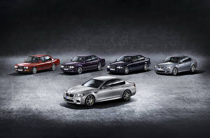 Images BMW Many M5 Cars