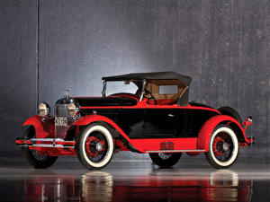 Bilder Antik Tuning Roadster 1929 Essex Speedabout Boattail Roadster (Biddel
