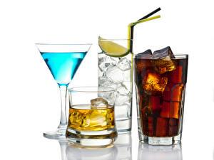 Bilder Getränke Cocktail Trinkglas Weinglas Eis Lebensmittel