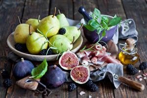 Images Fruit Pears Blackberry Common fig