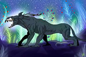 Pictures Avatar Thanator of pandora