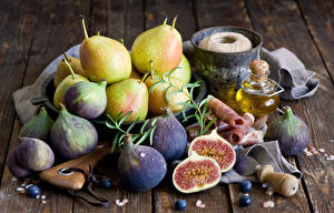 Image Ficus carica Pears
