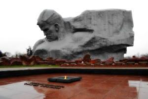 Fotos Denkmal Belarus The main monument - Brest Fortress