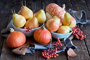 Wallpapers Pumpkin Pears