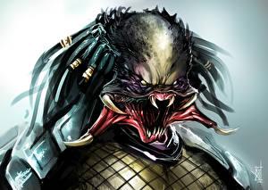 Wallpapers Predator - Movies Monster Movies Games Fantasy
