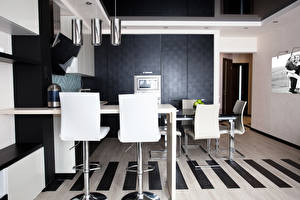 Images Interior Design Kitchen Chairs High-tech style