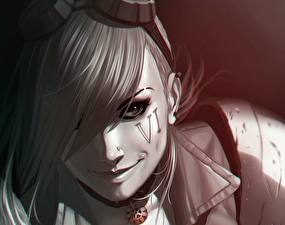 Picture League of Legends Vector Graphics Glance Face vi Games Girls