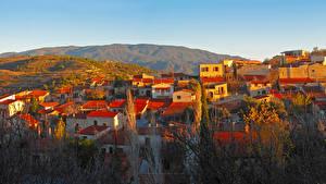 Photo Cyprus Building Lofou Cities