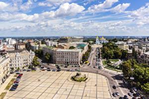 Bilder Ukraine Gebäude Denkmal  Städte