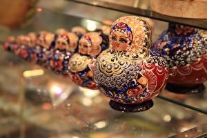 Fonds d'écran Souvenirs Poupée russe